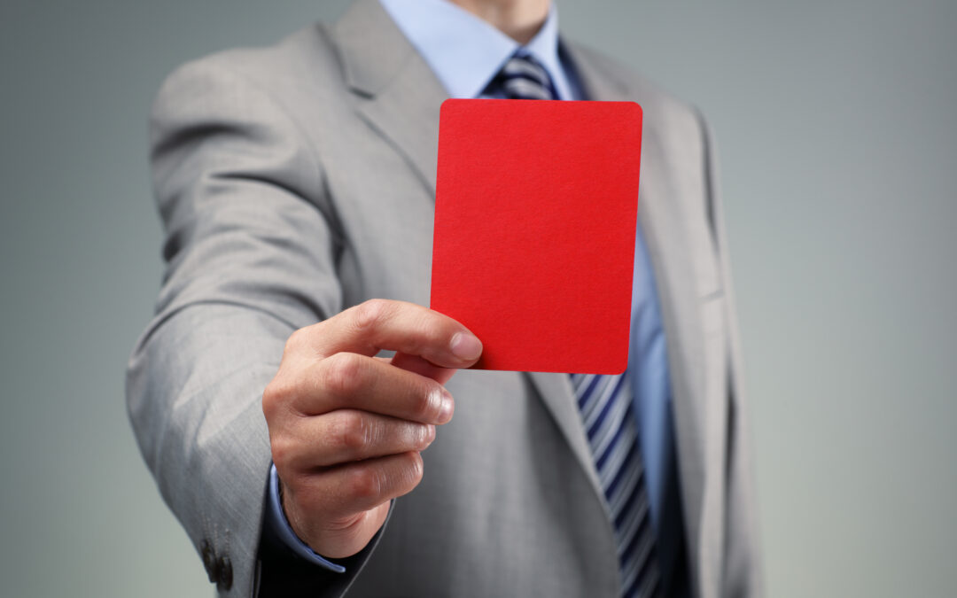 Give insurance divers a well deserved red card